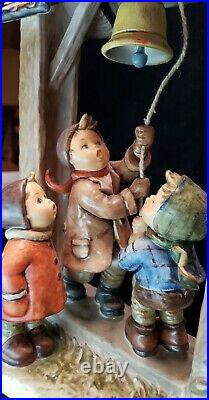 10 SIGNED Hummel Goebel 487 Lets Tell the World 1990 CENTURY COLLECTION, MINT