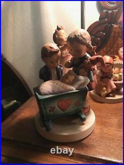 1950s Original Goebel Hummel Collection Includes Nineteen (19) TMK3 Figurines