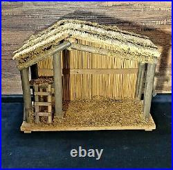 AMAZING HUMMEL Goebel Christmas NATIVITY Set 214 with Creche 14 PC + ORIG BOXES