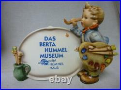 DAS BERTA HUMMEL MUSEUM is closed since 22 july 2019
