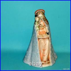 Early Hummel Goebel Madonna Child Figurine Germany Incarved Mark 1935-49