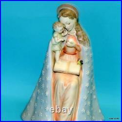 Early Hummel Goebel Madonna With Child Figurine Germany Marked