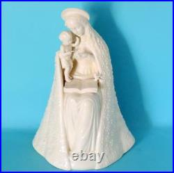 Early Large Hummel Goebel Madonna Child Figurine Germany Incarved Crown Marked