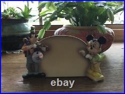 Extremely Rare Goebel Hummel Disney Sample
