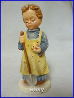 FIRST OFFER to the WORLD old rare MI Hummel/Goebel figurine 590 UNKNOWN