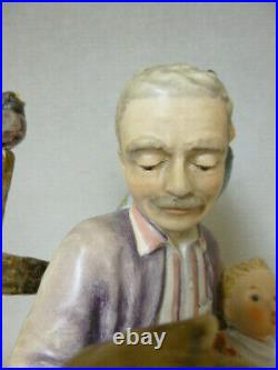 FIRST OFFER to the WORLD old rare MI Hummel/Goebel figurine 621 PROTOTYP