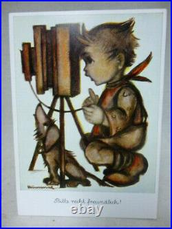 FIRST OFFER to the WORLD old rare MI Hummel/Goebel figurine 792 UNKNOWN
