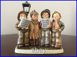 Goebel Century Collection Hummel Harmony In Four Parts #471 TMK 6 Signed