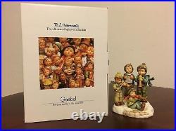 Goebel Century Collection Hummel Strike Up The Band #668 TMK 7