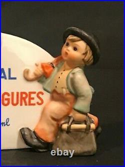 Goebel Hummel 1947 Dealer Plaque Porcelain Figurine Stamped 1947