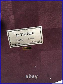 Goebel Hummel #406 Century Collection Pleasant Journey 6.5 Numbered 1984