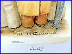 Goebel Hummel 471 TMK 6 Century Collection Harmony In Four Parts Figurine/BOX