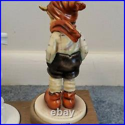 Goebel Hummel ARBEITSMUSTER SERIES MARCH WINDS 43/0, Limited 427 of1000, TMK 7