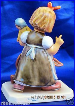 Goebel Hummel Behave (20-year Membership Ed.) Figurine Set, Hum 339, Hbv $500