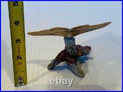 Goebel Hummel Butterfly Figurine Germany Butterflies Moth Indish Silk porcelain