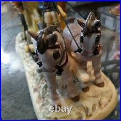 Goebel Hummel Century Collection Fond Good-Bye #660