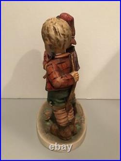 Goebel Hummel Figurine #170/I School Boys 7.5 EXTREMELY RARE