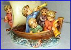 Goebel Hummel Figurine #530 LAND IN SIGHT Special Commemorative Edition MIB COA