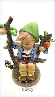 Goebel Hummel Germany Vintage Figurines. Apple Tree Boy