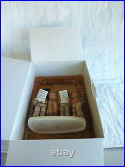 Goebel Hummel Harmony in Four Parts # 471 Century Ltd TMK6 Box COA, Excellent