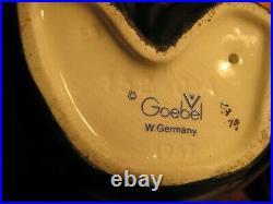 Goebel Hummel LARGE Umbrella Boy Stamped 152/0 A 1957 West Germany Figurine