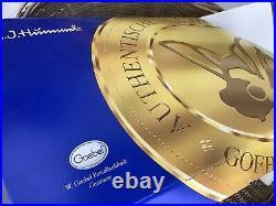 Goebel Hummel WINTER FRIEND 2283/II BOY SNOWMAN TMK8 1st Issue MINT 6.75 withBox