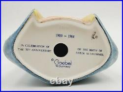 Goebel M. I. Hummel Figurine 364 Madonna & Child 1964 75th anniversary Germany