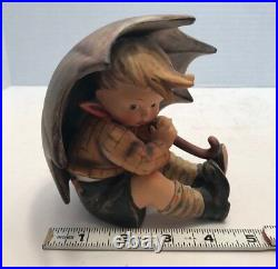 Goebel M. I. Hummel Umbrella Boy Figurine 152/A 1957 hi 82