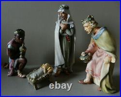 Goebel Porcelain Figurine Nativity Set 10 Pieces