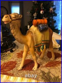 Goebel hummel Large Camel nativity 8in