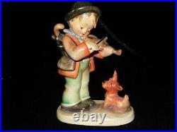 Goebel hummel figurine # 1 PUPPY LOVE large 5,25 TMK 1 CROWN