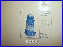 HUMMEL CALL TO WORSHIP#441 FIGURINE/CLOCKTMK 6LARGE 13 WithBOX/PAPERSMINT