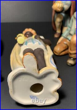 HUMMEL Goebel 11 Piece NATIVITY SET #214 Large Nice