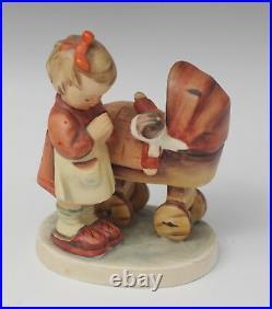 HUMMEL Goebel DOLL MOTHER #67 FIGURINE TMK 2 GERMANY