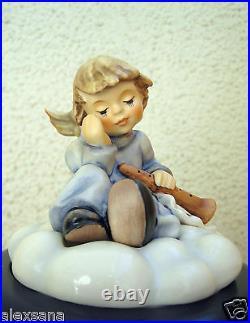 Hum #2135/e Celestial Dreamer Music Box Goebel M. I. Hummel Figurine Angel Nib