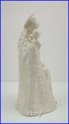 Hummel #10/i Mary Flower Madonna & Child Jesus Statue full bee original sticker