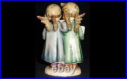 Hummel 193 Angel Duet, Candleholder TMK 2&2