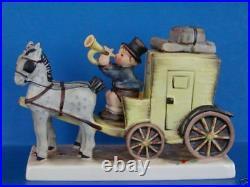 Hummel #226the Mail Is Heretm5coachbv$800 Horsesmint