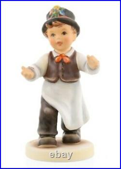 Hummel #2433/#2434 franconia dance set tm11 4.75 New arrival from Germany
