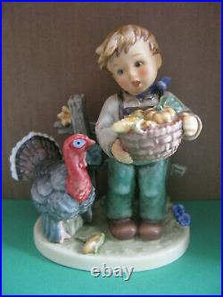 Hummel 2439 Thanksgiving Turkey. TM-11. In original box