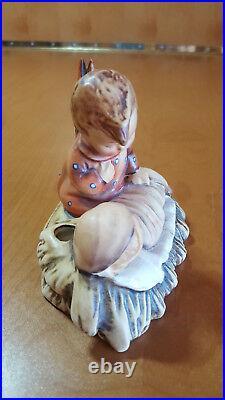 Hummel 25, Angelic Sleep Candleholder TMK 1