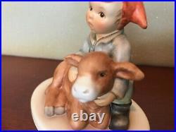 Hummel Figurine #2324 Cuddly Calf TMK 9 MINT (2011 Issued) 3 1/2