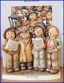 Hummel Figurine Harmony In Four Parts Hum #471 Century Collection Mib $2500