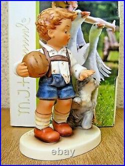 Hummel Figurine IT'S MY TURN HUM #2346 TMK9 Germany NIB B273