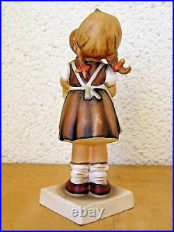 Hummel Figurine KISS ME WithSOCKS HUM 311 TM3 Goebel Germany 1955 RARE $900 C157