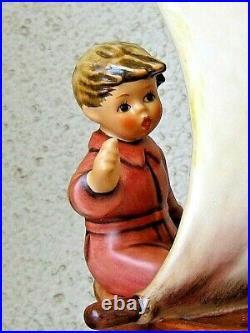 Hummel Figurine LAND IN SIGHT HUM #530 TMK7 Goebel RARE SIGNED 4x LE MIB M807