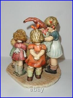 Hummel Figurine ROCK-A-BYE 574 TMK7 Century Collection