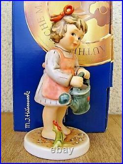 Hummel Figurine SUMMER DELIGHT HUM 2276 TM8 Goebel Germany LE NIB M828