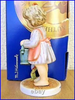 Hummel Figurine SUMMER DELIGHT HUM 2276 TMK8 Goebel Germany LE NIB M817