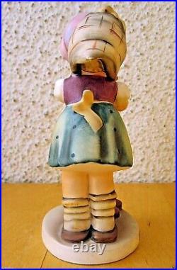 Hummel Figurine TELLING HER SECRET HUM #196/0 TM4 Goebel Germany MINT S950